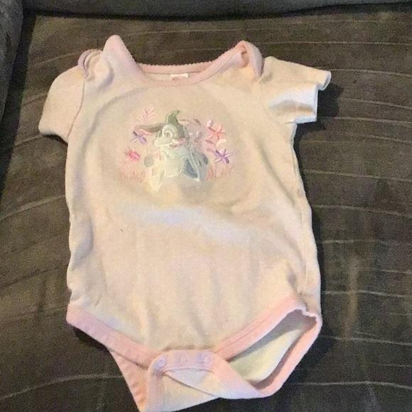 Really cute Disney baby clothes polkadots